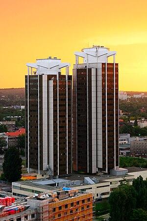 Stalexport Skyscrapers - Stalexport Skyscrapers