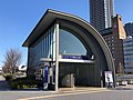 Keihan Naniwabashi Station.jpg