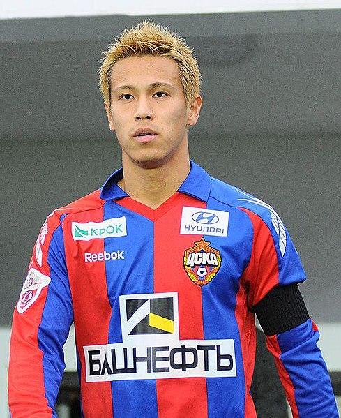 ファイル:Keisuke Honda CSKA.jpg