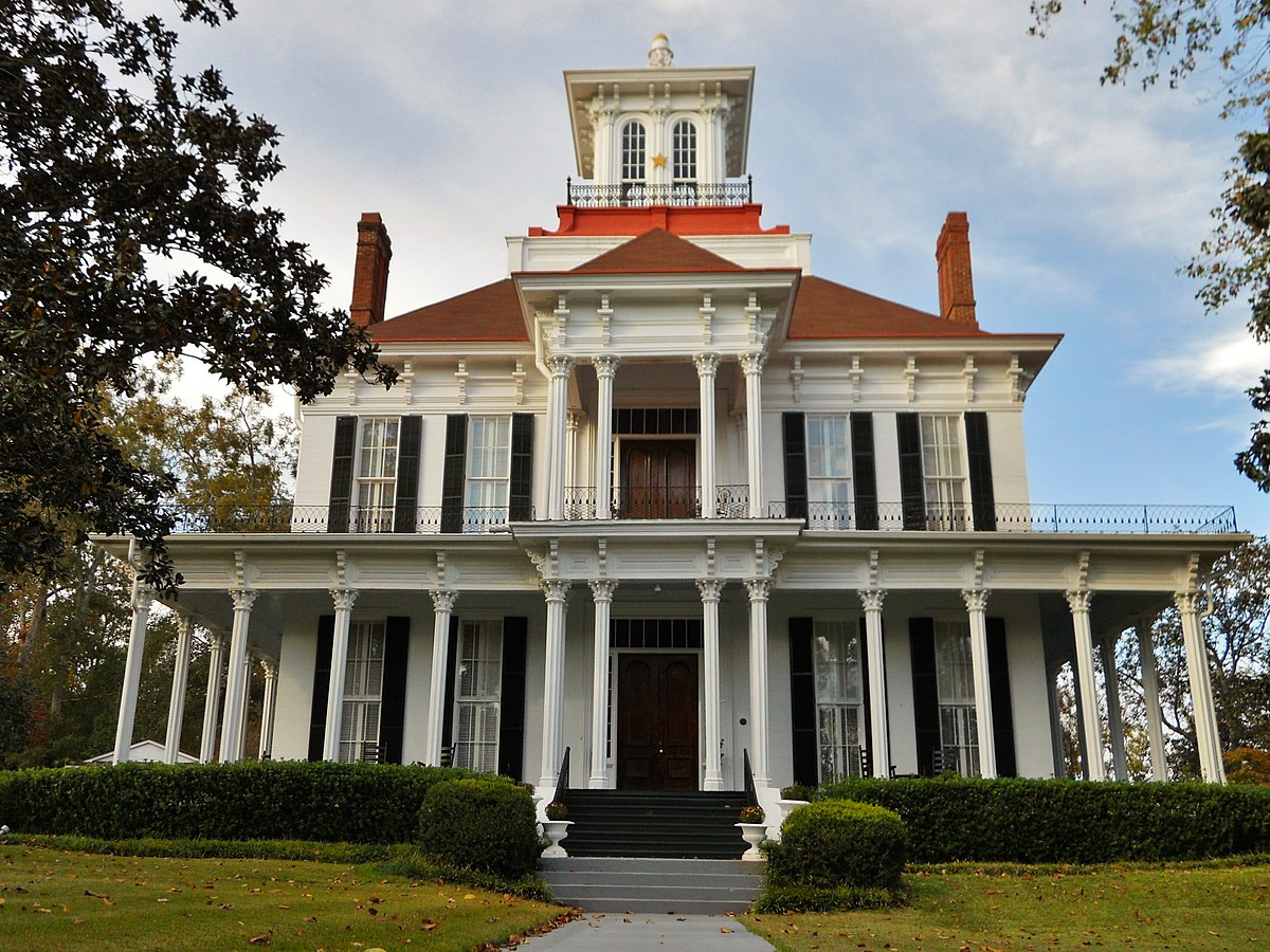 Kendall manor wikipedia for Home builders alabama