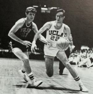 Kenny Heitz - Heitz with UCLA during 1969–70 season