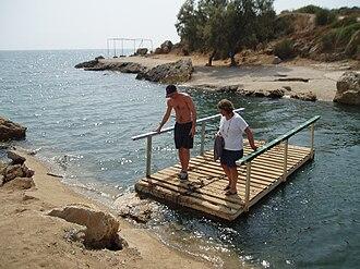 Vatsa Bay - The River and boat crossing