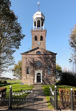 Oosterzee - Oosterzee church