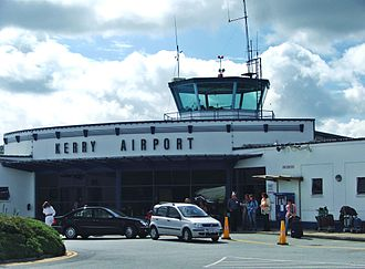 Kerry Airport - Image: Kerry Airport