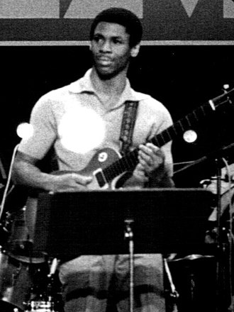 Kevin Eubanks - Kevin Eubanks in 1978