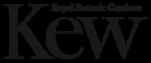 Royal Botanic Gardens, Kew - Image: Kew royalbritannicgarden s logo