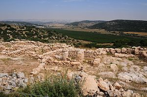 Shaaraim - Proposed site of She'arayim