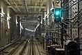 Khovrino (Moscow Metro), tunnel (2).jpg