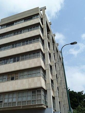 Kibbutz Movement - Headquarters of the Kibbutz Movement, Tel Aviv