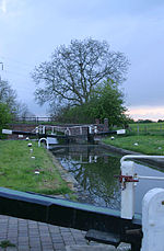 File:Kilby Bridge Lock - geograph.org.uk - 33690.jpg