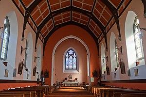 Kilmore Quay - St Peter's Church