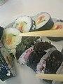 Kimbap and chopsticks by robinbos.jpg