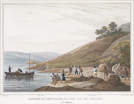 King George Sound 1833