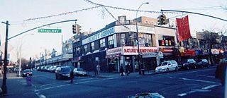 Kings Highway (Brooklyn) Boulevard in Brooklyn, New York
