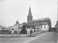Kirche, Kirchberg, und Burg um 1900.jpeg