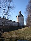 Kirillo-Belozersky Monastery Moscow tower 1660.jpg