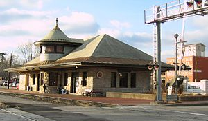 Kirkwood, MO train station.jpg