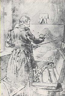Knud Baade Norwegian painter (1808–1879)