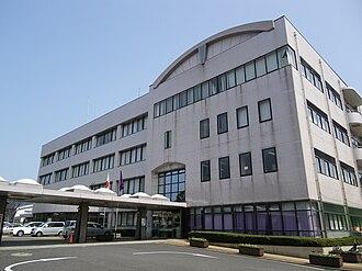 Kokuraminami-ku, Kitakyūshū - Kokuraminami-ku Ward Government Building