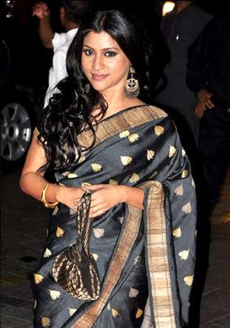 Konkona Sen Sharma - Konkona Sen Sharma at a function in 2012
