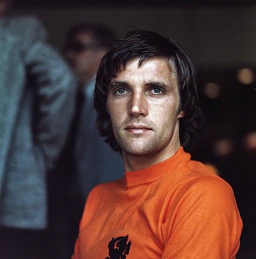 Koppen Nederlandse voetballers Ruud Krol, Bestanddeelnr 254-9527
