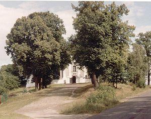Babsk - Church in Babsk (built 1806)