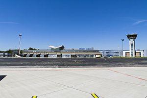 Transport in Slovakia - Košice International Airport
