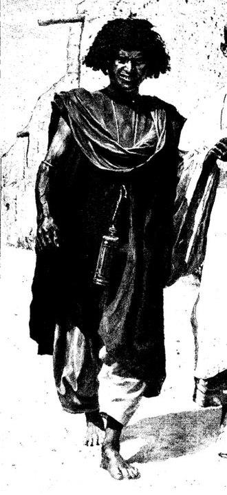 Kunta (tribe) - A Kunta in the Timbuktu region c. 1908.