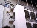 Kraków Wawel Zamek Królewski krużganki (2).JPG
