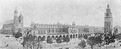 Krak�w - Rynek G��wny