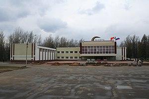 Krasnozavodsk - House of Culture in Krasnozavodsk
