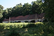 Kraszowice fragment ruin dawnego folwarku.JPG