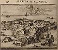 Kreta nu Kandia - Dapper Olfert - 1688.jpg