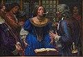 Kristian Zahrtmann - Queen Christina in Palazzo Corsini - KMS7961 - Statens Museum for Kunst.jpg