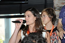 Krystal Ball (D), candidate for US House in VA-01.jpg