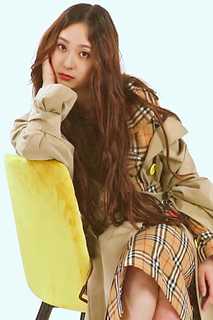 Krystal Jung American musician and actress