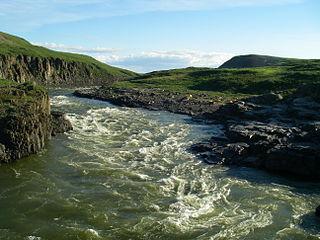 Kugluk/Bloody Falls Territorial Park territorial park in Nunavut, Canada