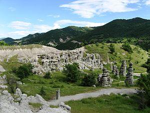 Stone town of Kuklica - Stone town of Kuklica