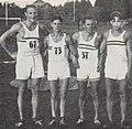 Kullervo Helsinki 4×100m 1932.jpg