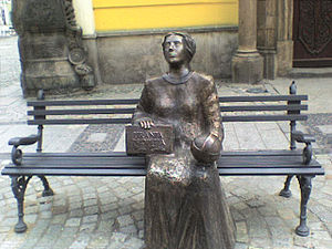 Maria Cunitz - A memorial to Maria Cunitz in Świdnica, Poland.