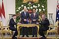 Kunjungan Perdana Menteri Australia Scott Morrison ke Indonesia (43682157344).jpg