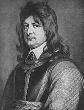 Porträt des Kurfürsten Friedrich Wilhelm von Adriaen Hanneman 1647 (Quelle: Wikimedia)