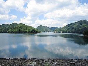Asago Gunzan Prefectural Natural Park - Lake Kurokawa