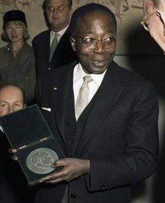 Mali Federation - Image: Léopold Sédar Senghor