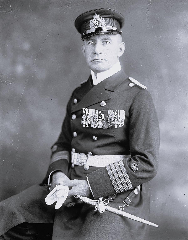 Karl Thomas Navy