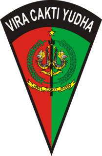 2nd Kostrad Infantry Division Indonesian Army reserve formation