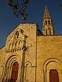 La Brède L'église Saint-Jean d'Etampes Vue n°1.jpg
