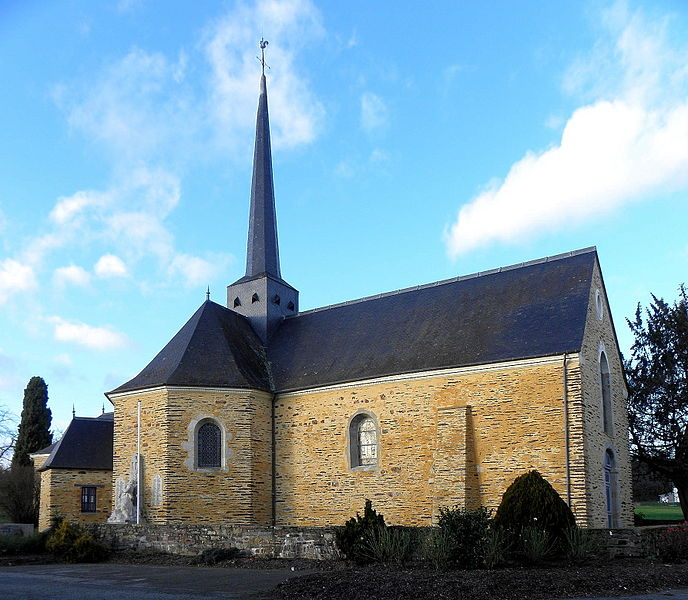 Église Saint-Joseph de La Chapelle-Bouëxic (35).