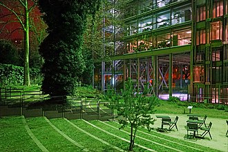 Fondation Cartier pour l'Art Contemporain - Fondation Cartier pour l'Art Contemporain, December 2014
