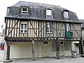 La Guerche-de-Bretagne (35) Rue du cheval blanc N°3.jpg